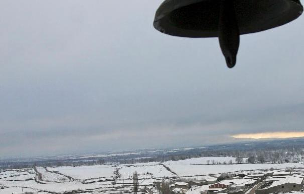 La nieve y el hielo dificultan el tráfico en la mitad norte peninsular