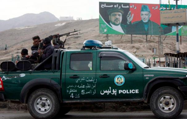 Varios heridos en un ataque con proyectiles en Kabul