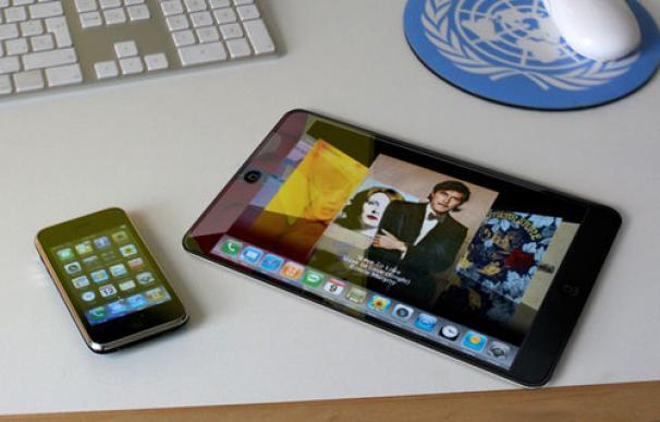 Así podría ser la tablet de Apple