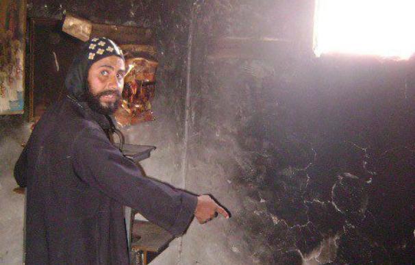 Matan a tiros a 7 personas durante la celebración de la Navidad copta en Egipto