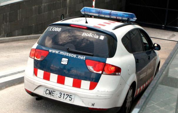 Los Mossos detienen a dos hombres por matar presuntamente a la pareja de uno de ellos