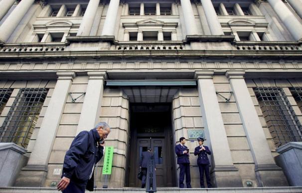 El Banco de Japón estudia los tipos de interés