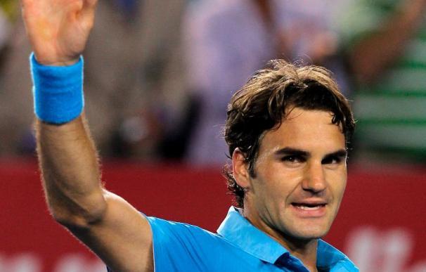 Federer deja a Australia sin su líder Hewitt