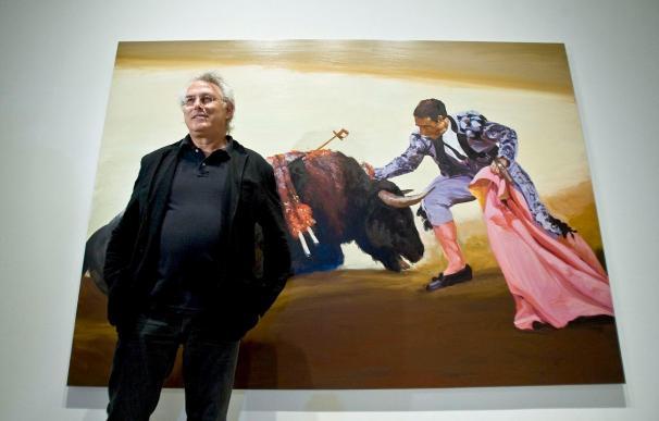 Eric Fischl interpreta el ritual del toreo en su primera individual en España