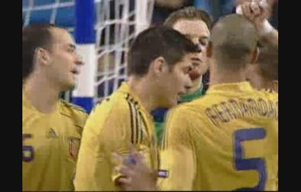 España, a la final del Europeo de Fútbol Sala