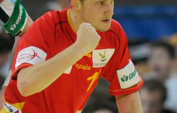 España tratará de ratificar su vuelta a la elite del balonmano con un triunfo sobre Dinamarca