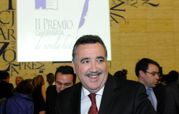 Jesús Maeso de la Torre gana el premio español de novela histórica mejor dotado