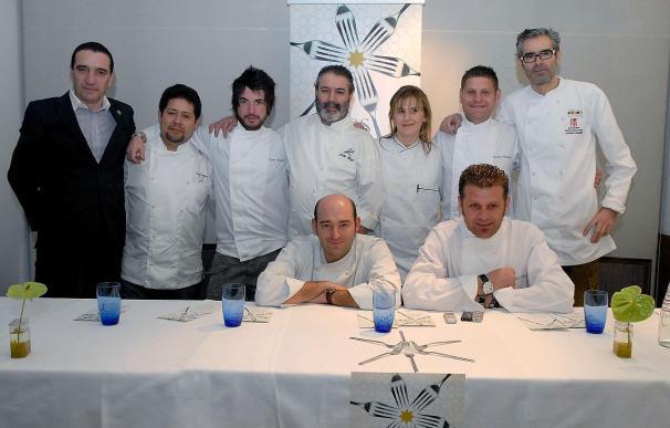 Las estrellas Michelín de Castilla y León arrancan en León un ciclo gastronómico conjunto