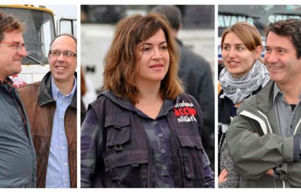 Se cumplen dos meses del secuestro de los tres cooperantes catalanes