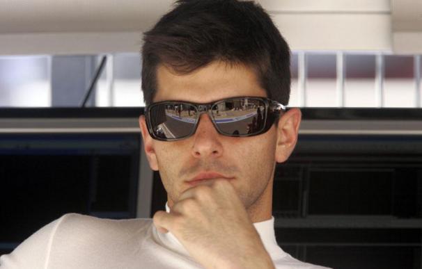 """Alguersuari: """"En la Fórmula 1 no hay amigos, el novato sobra e incomoda"""""""