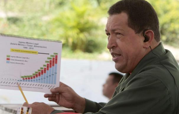 La ANP pone en duda que Hugo Chávez vaya a visitar Gaza en marzo