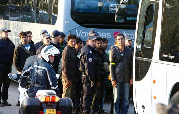 Las autoridades investigan el desembarco de 124 inmigrantes al sur de Córcega