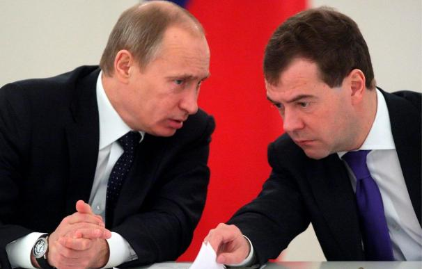 Medvédev afirma que Rusia nunca regresará al sistema político soviético