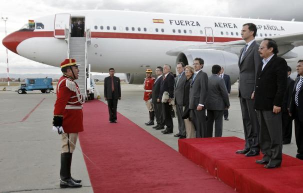 El Príncipe de Asturias y varios presidentes asistirán a la segunda investidura de Morales