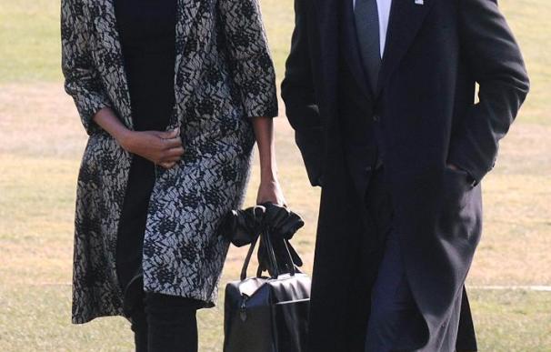 Michelle Obama, más popular que su marido y que las anteriores primeras damas