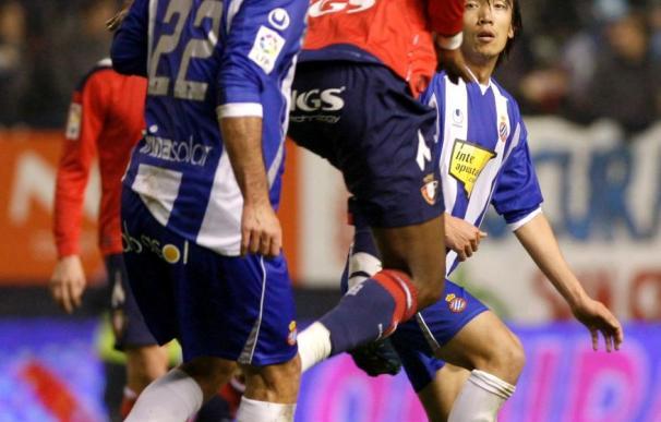 Pochettino podrá contar con Moisés Hurtado para el partido ante el Mallorca