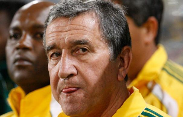 Sudáfrica comienza su preparación del Mundial ante Suazilandia y Zimbabue