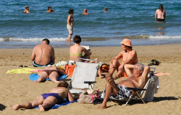 La llegada de turistas a España cayó el 8,7 por ciento en 2009 hasta los 52,2 millones