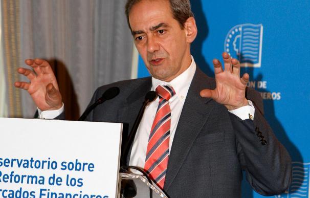 El consejero del BCE dice que el sistema financiero debe tener más auto-regulación