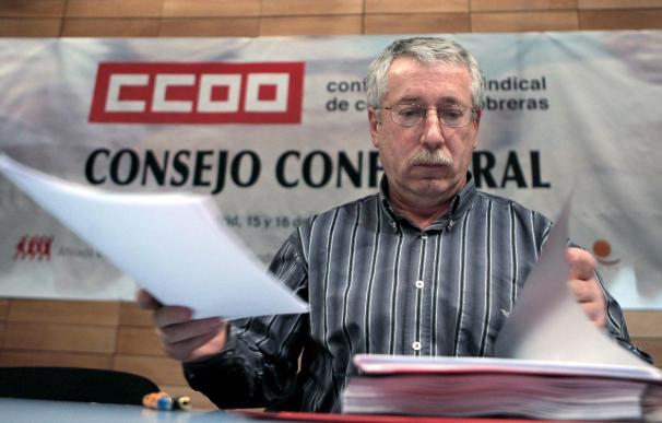 CCOO espera tener lista la reforma de la negociación colectiva para primavera