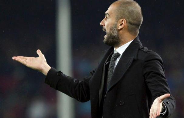 """Guardiola afirma que """"acabar la primera vuelta invicto no te da ningún título"""""""