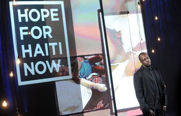 Las estrellas se alinean en el telemaratón e invitan a solidarizarse con Haití