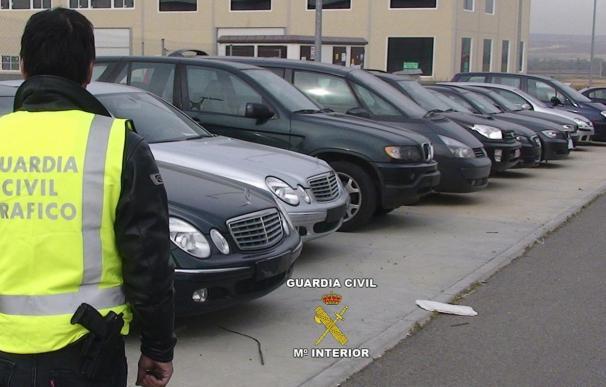 Cae una banda que robaba coches de lujo y los vendía en países del Este de Europa