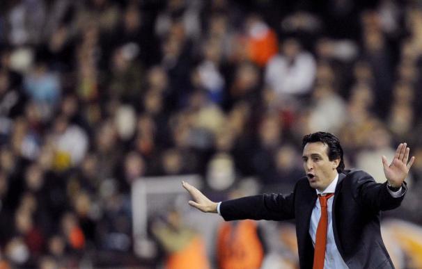 """Emery afirmó que su renovación no es """"ni prioridad, ni actualidad"""""""