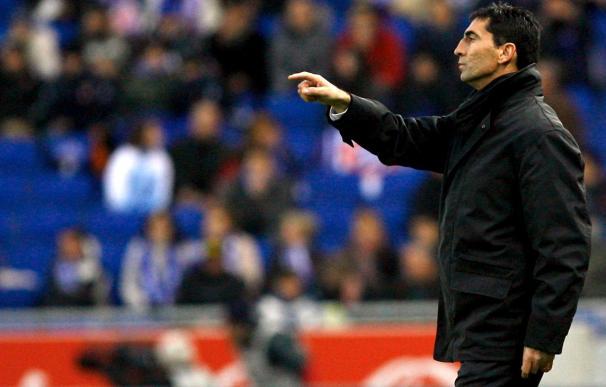 José Aurelio Gay podría repetir contra el Villarreal con el equipo que empató con el Xerez