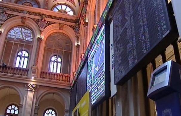 El Ibex cierra la semana con una fuerte caída del 3,9%
