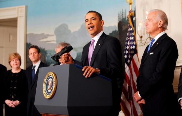 Obama impone nuevos límites al tamaño y a las actividades de la banca