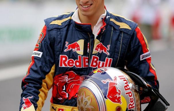 Alguersuari, confirmado como piloto de Toro Rosso en 2010