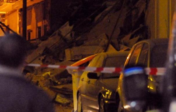 El derrumbe del edificio de Madrid deja sin vivienda a 28 personas