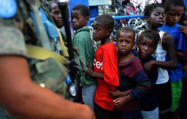 Gobierno de Haití denuncia tráfico de niños y de órganos tras terremoto