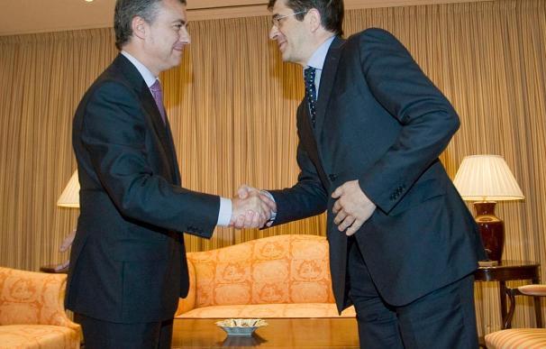 López planteará al PNV acuerdos estratégicos y Urkullu explicará sus planes
