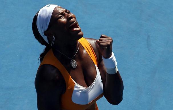 Serena Williams supera la tenacidad de Na Li, y logra su quinta final