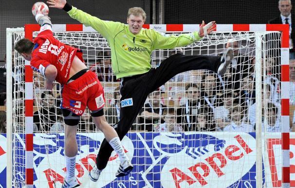 26-26. La República Checa desperdicia dos balones para ganar a Alemania en el Europeo de Balonmano