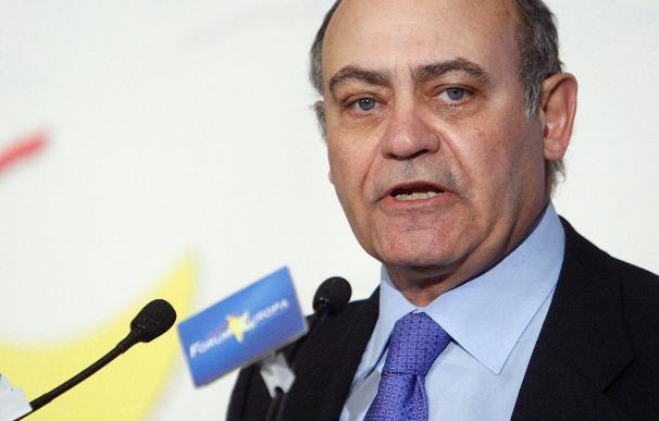 Díaz Ferrán pide a los gobiernos de la UE que saneen sus finanzas públicas
