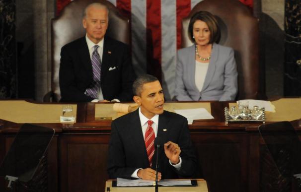 Obama se impone la creación de empleo como gran prioridad de 2010