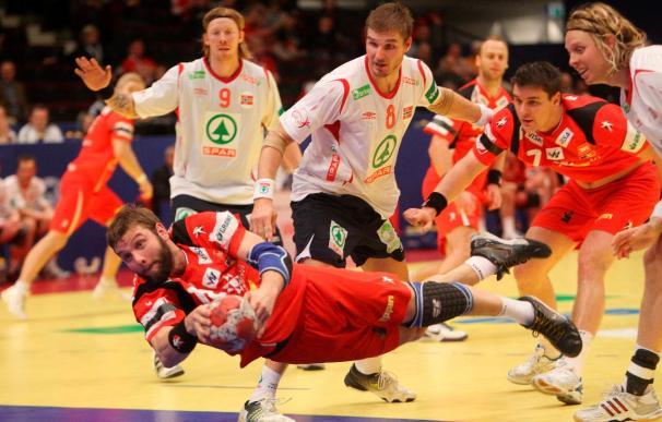 Islandia, primer semifinalista del grupo I del Campeonato de Europa de Balonmano