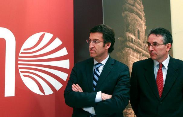 """Feijóo destaca la necesidad de """"incrementar el turismo portugués en Galicia"""""""