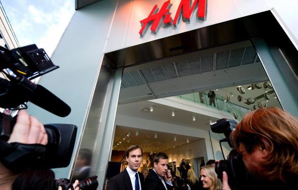 La caída del consumo afecta a las ventas de H&M en España