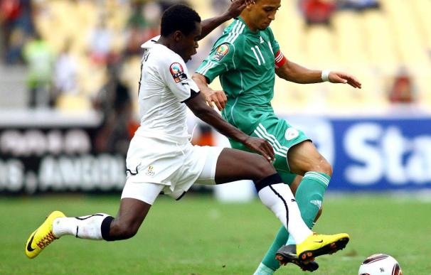 Ghana, simple pero efectiva, envía a casa a Nigeria y se mete en la final de la Copa de África