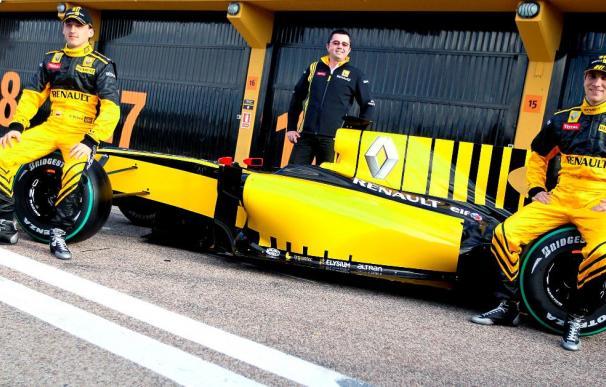Renault confirma al ruso Petrov como compañero de Kubica