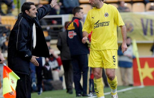 El Villarreal destituye a Ernesto Valverde como entrenador