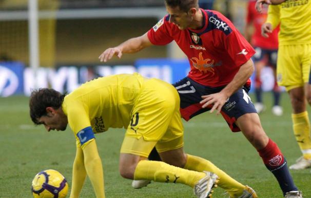 0-2. Osasuna supera a un triste e impotente Villarreal