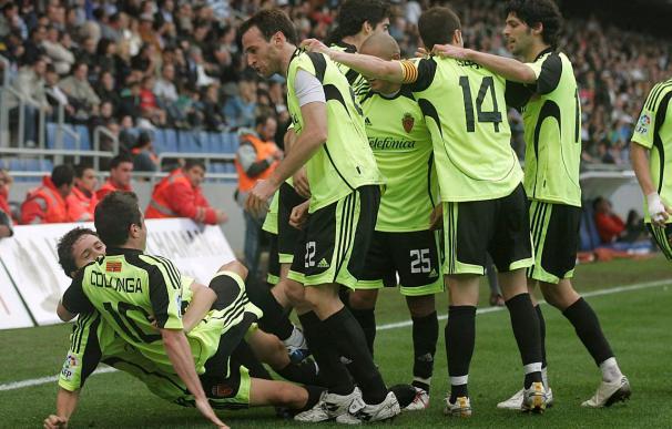 1-3. El Zaragoza aprovecha la ingenuidad del Tenerife para derrotarle