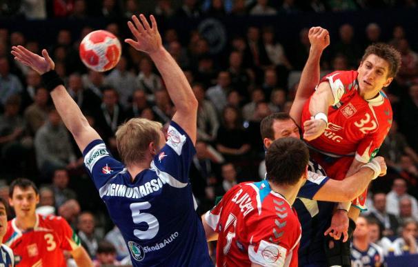 Islandia logra la medalla de bronce