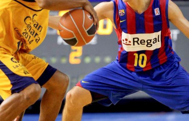 El Barcelona regresa de forma arrolladora a su camino de triunfos en la ACB