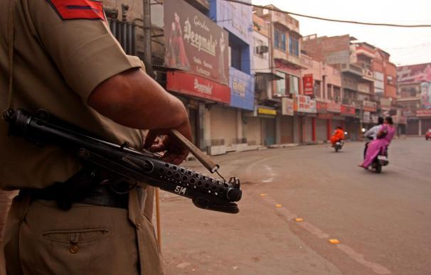 La India denuncia un ataque con proyectiles desde suelo paquistaní